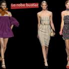 Tendances defil+®s la robe bustier