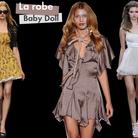 Tendances defilés sept2010 londres la robe baby doll