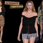Tendances defilés sept2010 londres le leopard apprivoise