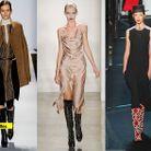 Mode tendance defiles new york Haut les bottes