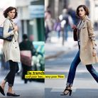Mode diaporama look tendance ines de la fressange nine trench