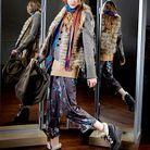 Mode tendance look antonio marras kenzo les matieres
