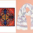 10 commandements de la mi saison foulard