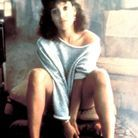 Le pull loose de « Flashdance »