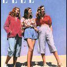 Couverture ELLE magazine 1947