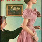 Couverture ELLE magazine 1949