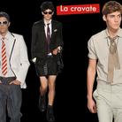 Tendances hommes 2010  cravate