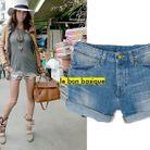 3 Le short en jean, c'est la nouvelle minijupe