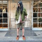 Mode homme engineered garments