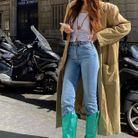 Les bottes de cowboy