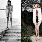 Mode serie icones femmes retro lecon mode Catherine Deneuve