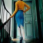 Mode tendances look accessoires chaussures p242