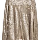 Top sequins or H&M