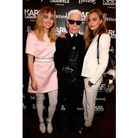 Fan du pastel avec Karl Lagerfeld