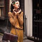 Mode serie tendance look swinging london accessoires p220