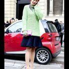 Elisa Nalin fashion week Milan