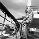 Mode années 30 manteau