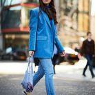 Un blazer oversize