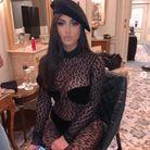 Kim Kardashian, février 2019