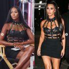 Naomi Campbell 2014 VS Kim Kardashian 2018