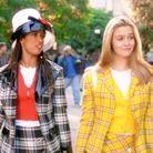 Cher et Dionne arrivent au lycée