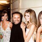 Les Supermodels de Gianni Versace, Linda, Christy, Claudia et Carla