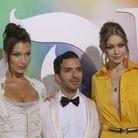 Bella Hadid, Imran Amed et Gigi Hadid