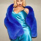 Beyoncé  déguisée en rappeuse Lil' Kim (2017)
