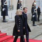 Le couple présidentiel quitte l'Elysée