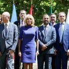Brigitte Macron au sommet de l'éducation du G7