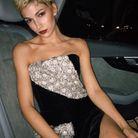 Ursula Corbero et sa robe bustier