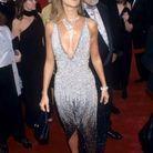 Céline Dion et sa robe à paillettes