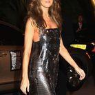 Céline Dion et sa robe sequins