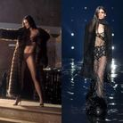Madison Lee en Givenchy