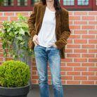 Charlotte Gainsbourg en jean boyfriend