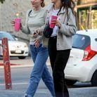 Lily Rose Depp en Air Max