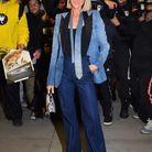 Céline Dion en look Ronald Van Der Kemp