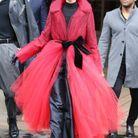 Céline Dion à Paris en janvier 2019
