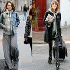 Superposition de vêtements