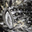 La robe de Kate Hudson compte 4000 sequins, 4000 perles et 2000 cristaux
