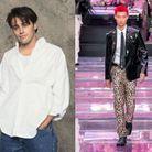 Joey Tribbiani en Versace