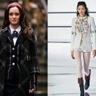 Blair Waldorf en Chanel