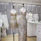 Les robes Louis Vuitton de Chloé and Halle