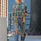 Le jean destroy de Gwen Stefani
