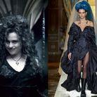 Bellatrix Lestrange en Vivienne Westwood