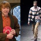 Ron Weasley en Gucci