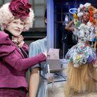 Effie Trinket en Andreas Kronthaler for Vivienne Westwood