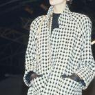 Ines de la Fressange au défilé Chanel printemps été 1985 - 1986