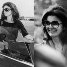 Les lunettes de soleil oversize de Jackie Kennedy
