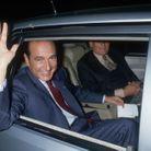 Jacques Chirac saluant la foule